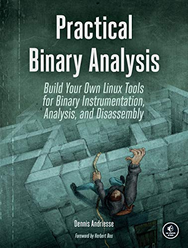 Practical Binary Analysis Build Your Own Linux Tools for Binary Instrumentation, Analysis, and Disassembly