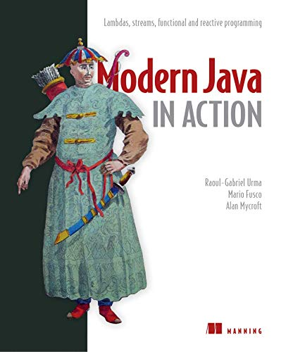 Modern Java in Action 2nd Edition