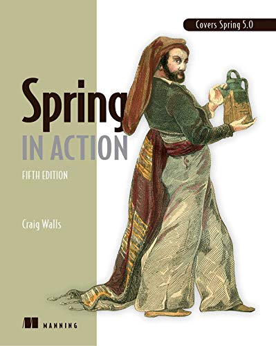 Spring in Action, 5th Edition