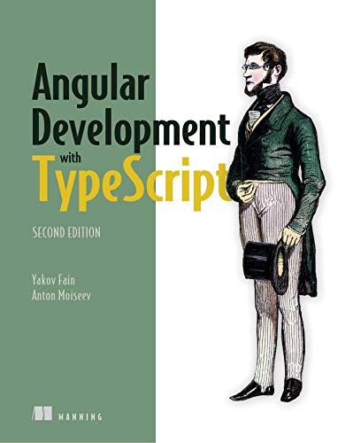 Angular Development with Typescript 2nd Edition