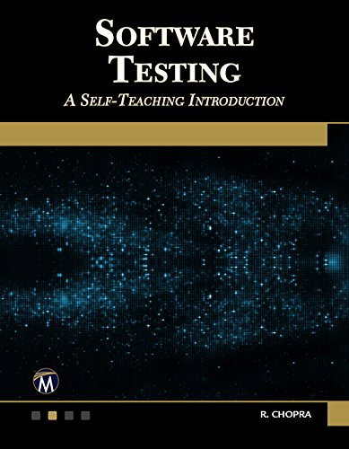 Software Testing: A Self-Teaching Introductio