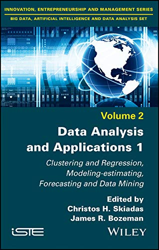 Data Analysis and Applications 1: New and Classical Approaches