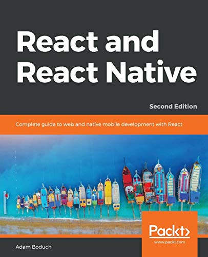 React and React Native, 2nd Edition