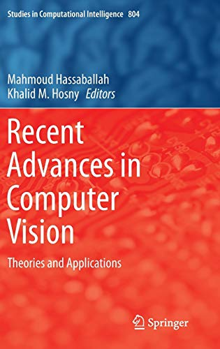 Recent Advances in Computer Vision Theories and Applications