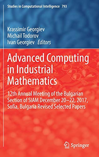 Advanced Computing in Industrial Mathematics, 2019 Edition