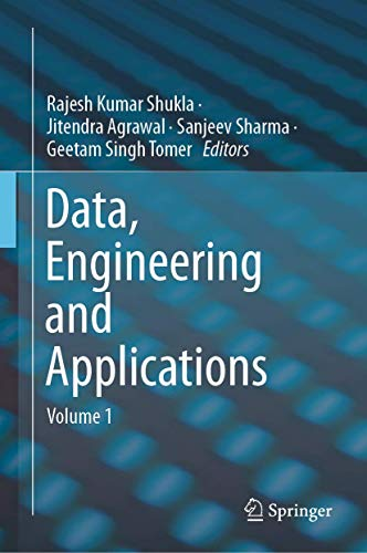Data, Engineering and Applications: Volume 1