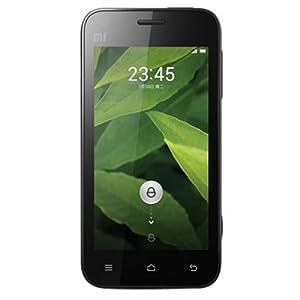 小米 MI-ONE M1S青春版 WCDMA/GSM 3G手机(黑色,4.0英寸屏幕,双核处理器,800W像素,联通合约版裸机)
