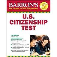 Barron's U.S. Citizenship Test(Barron's Us Citizenship Test)